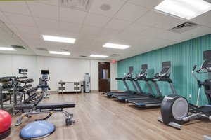 Fitness/ Exercise Room - Holiday Inn Express Hotel & Suites Airport Fort Lauderdale