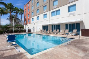 Pool - Holiday Inn Express Hotel & Suites Airport Fort Lauderdale