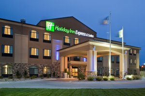 Exterior view - Holiday Inn Express Hotel & Suites Grand Island