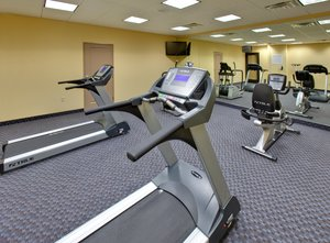 Fitness/ Exercise Room - Holiday Inn Express Hotel & Suites Grand Island