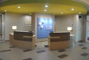 Lobby - Holiday Inn Express Hotel & Suites Warner Robins