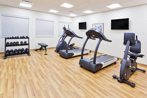 Fitness/ Exercise Room - Holiday Inn Express Hotel & Suites Warner Robins