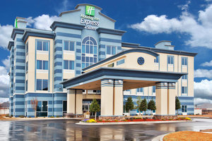Exterior view - Holiday Inn Express Hotel & Suites Warner Robins