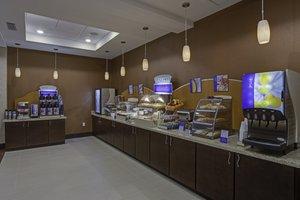 Restaurant - Holiday Inn Express Hotel & Suites East Orlando