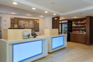 Lobby - Holiday Inn Express Wauwatosa