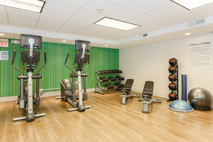 Fitness/ Exercise Room - Holiday Inn Express Wauwatosa