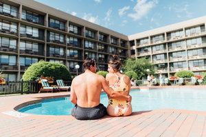 Pool - High Peaks Resort Lake Placid