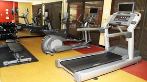 Fitness/ Exercise Room - Holiday Inn Express Tifton