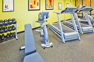 Fitness/ Exercise Room - Holiday Inn Express Hotel & Suites Ooltewah