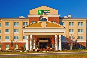 Exterior view - Holiday Inn Express Hotel & Suites Ooltewah