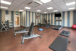 Fitness/ Exercise Room - Holiday Inn Express Hotel & Suites Norwood