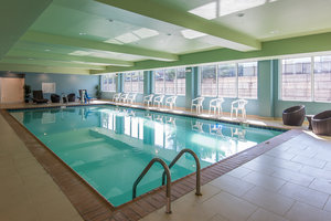 Pool - Holiday Inn Express Hotel & Suites Norwood