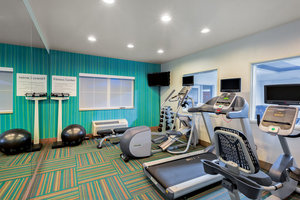 Fitness/ Exercise Room - Holiday Inn Express Southwest Oroville