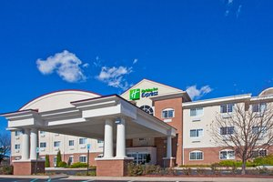 Exterior view - Holiday Inn Express Hotel & Suites Charlotte