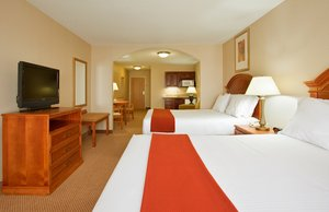 Suite - Holiday Inn Express Hotel & Suites Logansport
