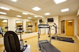 Fitness/ Exercise Room - Holiday Inn Express Hotel & Suites Logansport