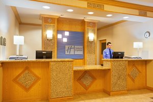 Lobby - Holiday Inn Express Hotel & Suites Logansport