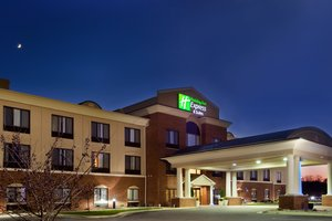Exterior view - Holiday Inn Express Hotel & Suites Logansport