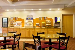 Restaurant - Holiday Inn Express Hotel & Suites Logansport
