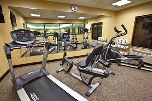 Fitness/ Exercise Room - Holiday Inn Express Hotel & Suites Plymouth