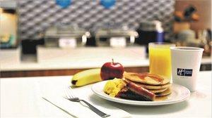 Restaurant - Holiday Inn Express Hickory