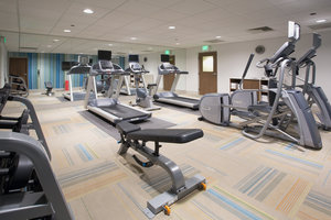 Fitness/ Exercise Room - Holiday Inn Express Hotel & Suites Southwest Dayton