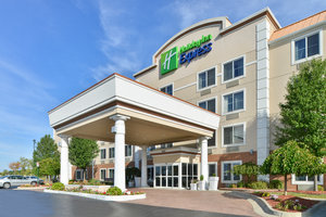 Exterior view - Holiday Inn Express Wixom