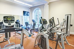 Fitness/ Exercise Room - Wyndham Canterbury at San Francisco Hotel