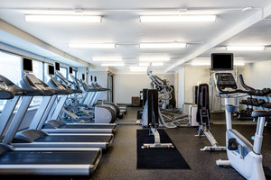 Fitness/ Exercise Room - Holiday Inn Torrance