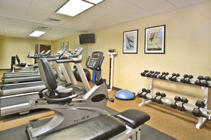 Fitness/ Exercise Room - Holiday Inn Express Windsor Locks