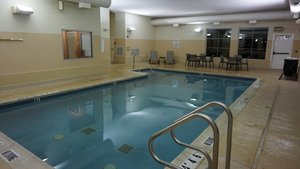 Pool - Holiday Inn Express Hotel & Suites New Milford