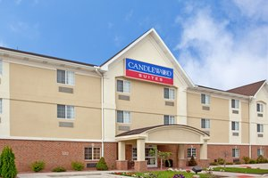 Exterior view - Candlewood Suites Airport South Bend
