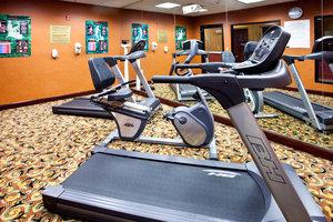Fitness/ Exercise Room - Holiday Inn Express Stuart