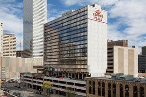 Exterior view - Crowne Plaza Hotel Downtown Denver