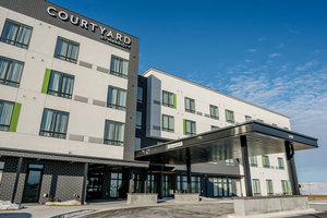 Exterior view - Courtyard by Marriott Hotel Fargo