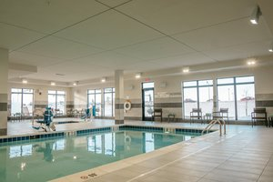 Recreation - Courtyard by Marriott Hotel Fargo