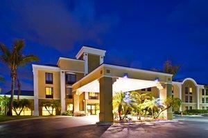 Exterior view - Holiday Inn Express West Vero Beach