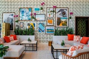 Lobby - Dalmar Hotel Downtown Fort Lauderdale