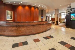 Lobby - Courtyard by Marriott Hotel Inn Vienna