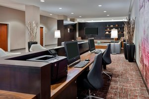 Conference Area - Courtyard by Marriott Hotel Fort Wayne Downtown