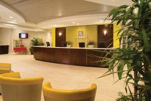 Lobby - Wyndham Ocean Blvd Hotel North Myrtle Beach