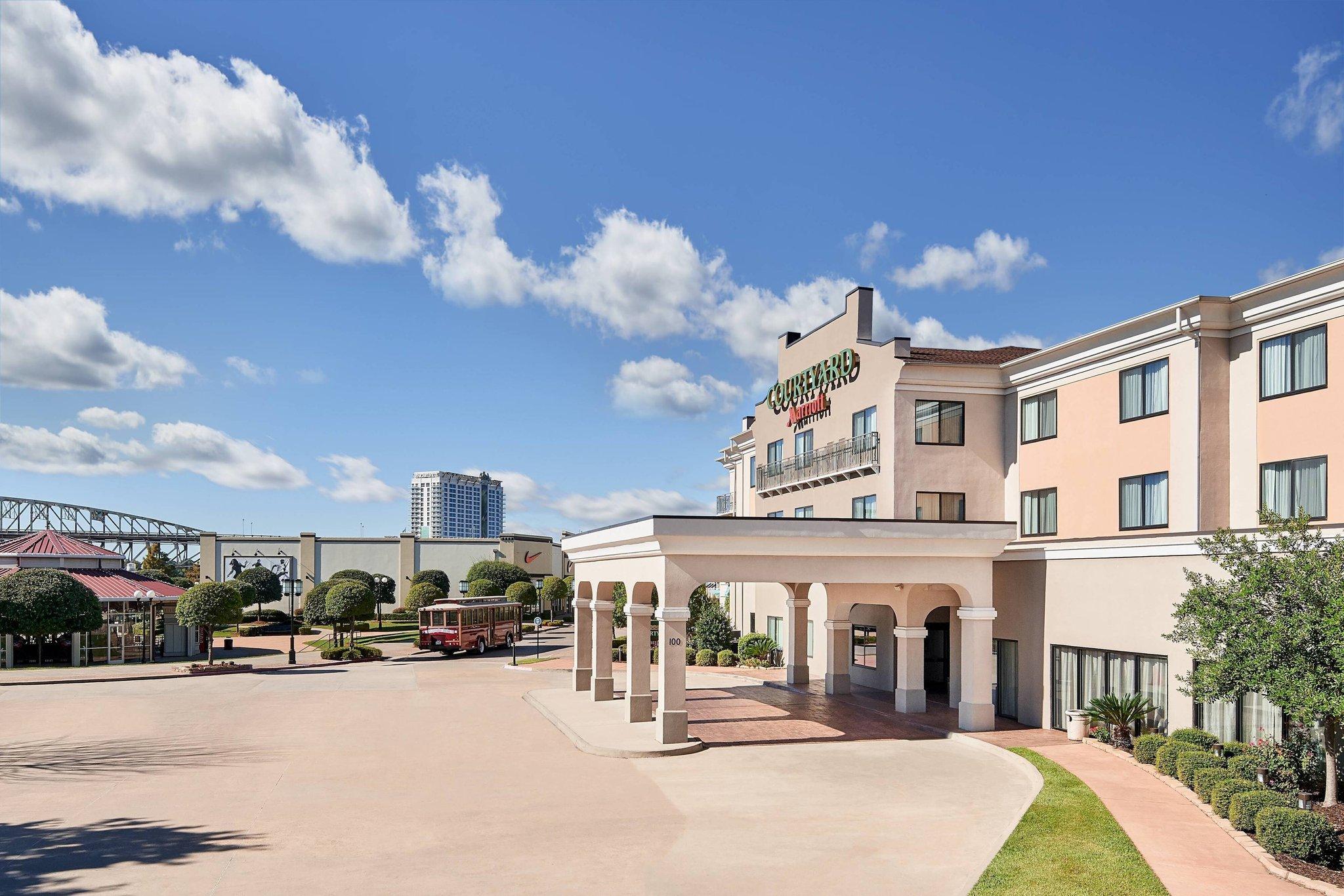 Courtyard by Marriott Shreveport-Bossier City Louisiana Boardwalk