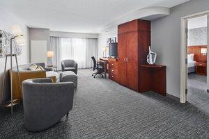 Suite - Courtyard by Marriott Hotel Bossier City