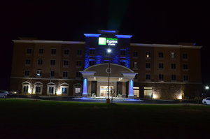 Exterior view - Holiday Inn Express Hotel & Suites North Albany
