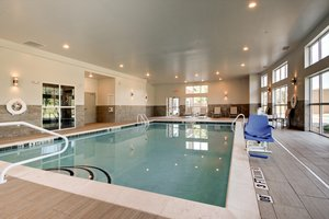 Pool - Holiday Inn Express Hotel & Suites North Albany