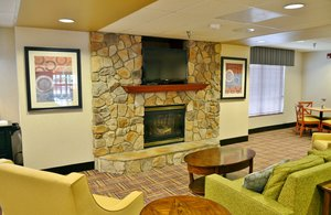 Restaurant - Holiday Inn Express Hotel & Suites Monaca