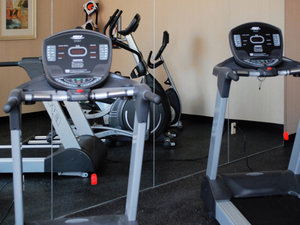Fitness/ Exercise Room - Holiday Inn Express Downtown West Los Angeles