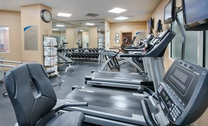 Fitness/ Exercise Room - Wyndham Vacation Resorts at National Harbor