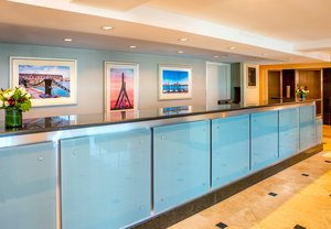 Lobby - Crowne Plaza Hotel Woburn
