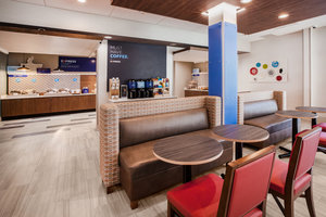 Restaurant - Holiday Inn Express Hotel & Suites Kearney